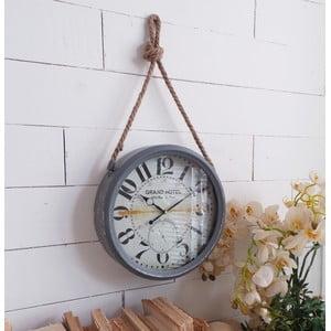 Nástěnné hodiny Grand Hotel, 31 cm