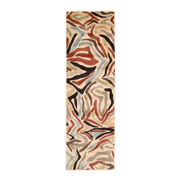 Covor Nourtex Modesto Mondrian Runa Lungo, 229 x 69 cm
