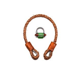 Natural Combo Lock, zelený
