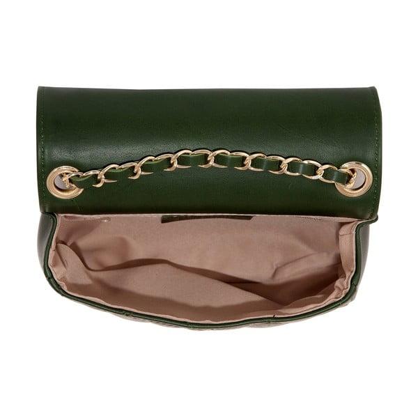 Zelená kožená kabelka Andrea Cardone 2016