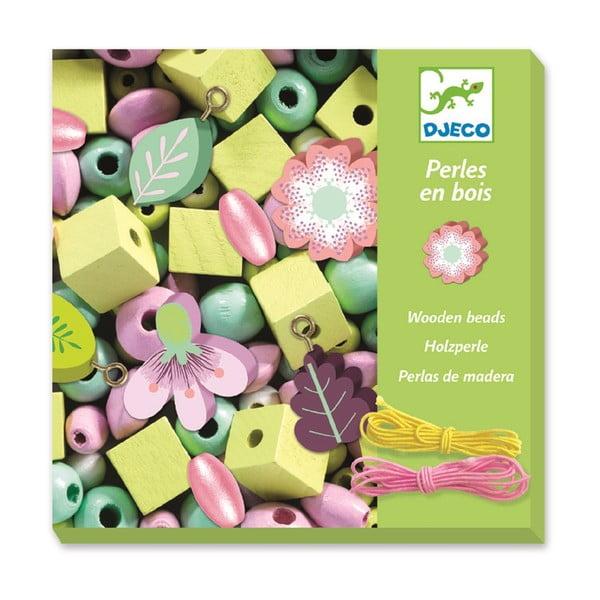 """Set creativ pentru confecționat bijuterii Djeco """"Animăluțe"""""""