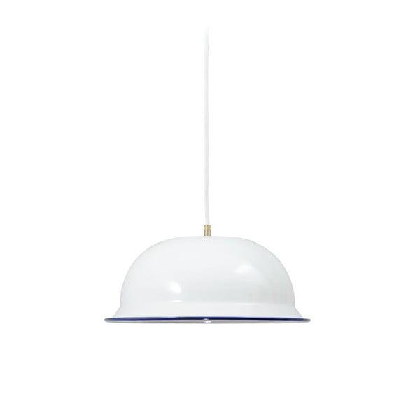 Stropní svítidlo Emailleleuchte 01 White/White