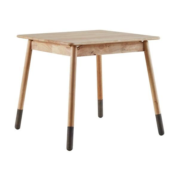 Jídelní stůl DEEP Furniture Jack, 80x80cm