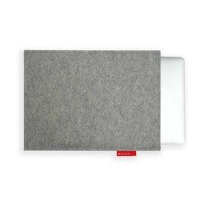 """Plstěný obal na MacBook PRO 13"""" Basic, marble grey"""