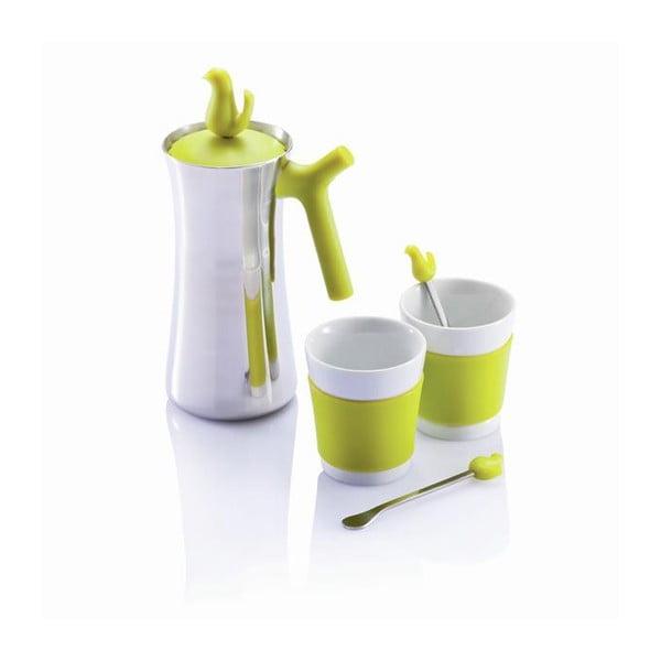 Pressovač na kávu s hrnky Early Bird