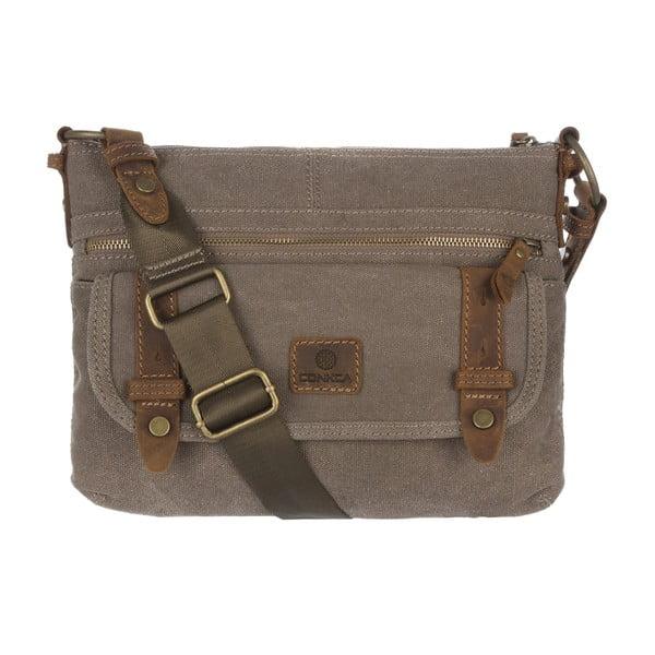 Dámská taška Marylebone Canvas and Leather Bag