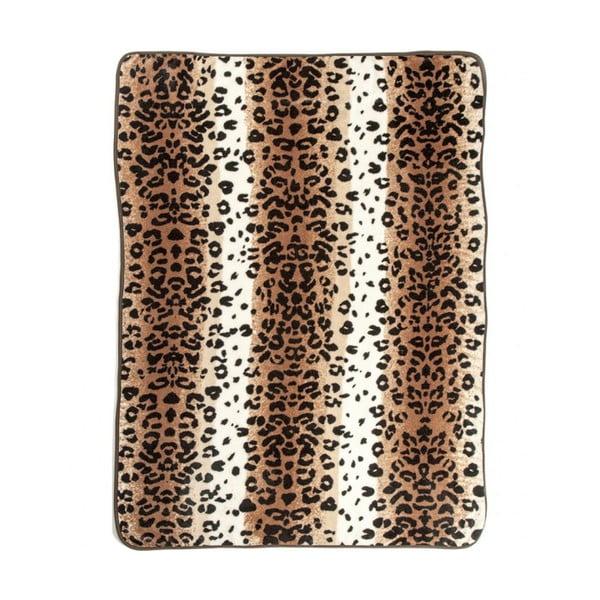 Deka Leopard, 220x240 cm