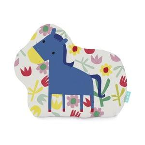 Bavlněný polštářek Moshi Moshi Little Horse, 40x30cm
