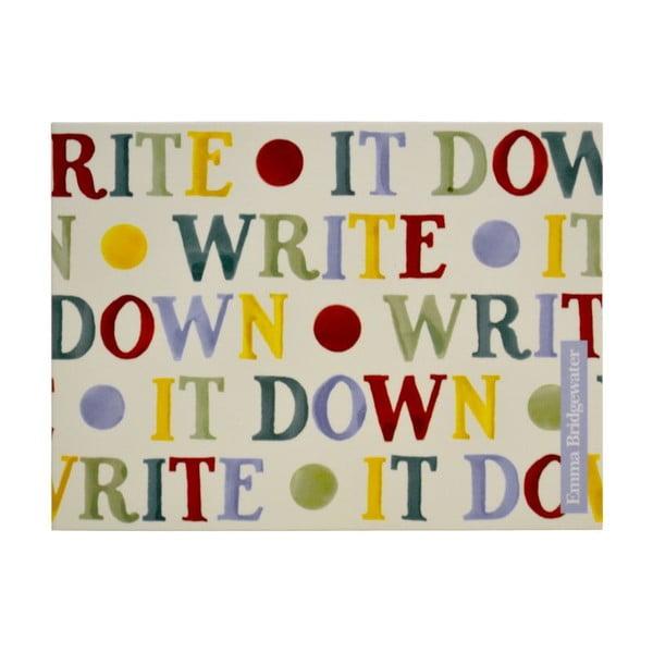 Lepící štítky Write Down