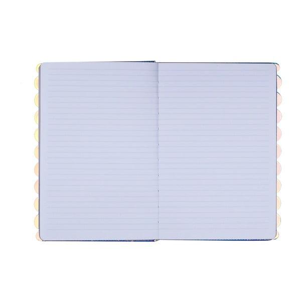 Zápisník Tri-Coastal Design Mermaid, 120 stran