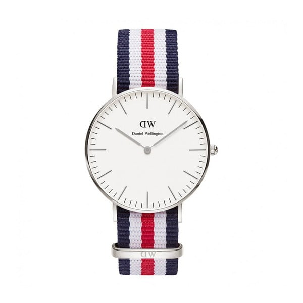 Dámské hodinky Daniel WellingtonCanterbury Silver