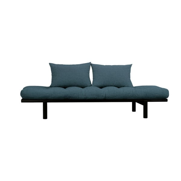 Pohovka Karup Design Pace Black/Dark Blue