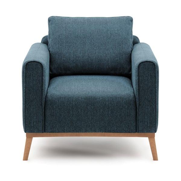 Milton petróleumkék fotel - Vivonita