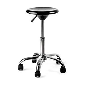 Černá nastavitelná otočná stolička Kokoon Design Archi