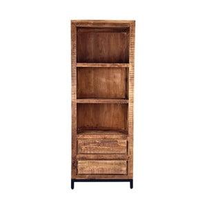 Bibliotecă din lemn de mango LABEL51 Gent