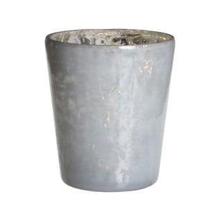 Stojan na svíčku Benito White, 7x7 cm