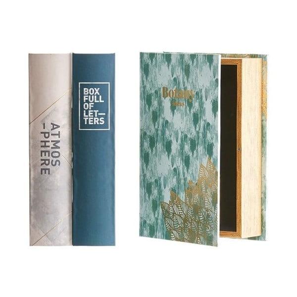 Sada 3 boxů Book Atmosphere