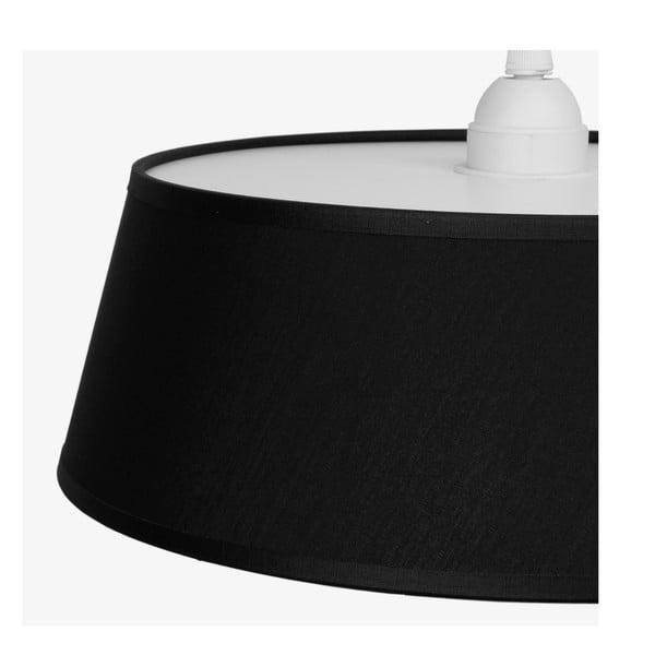 Světlo TAKO black/black/white