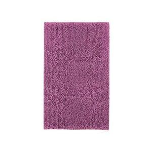 Koupelnová předložka Heavy Twist Purple