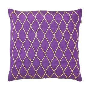 Polštář Cyanne Purple, 45x45 cm