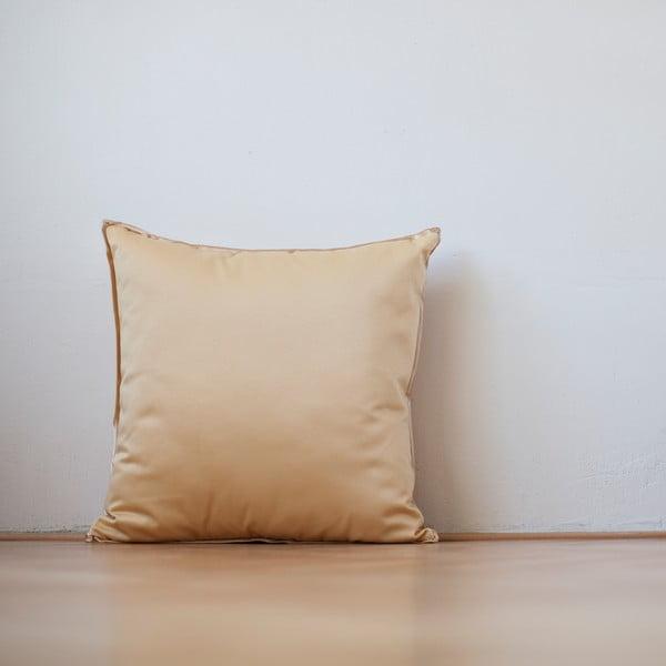Polštář s výplní Cream, 50x50 cm
