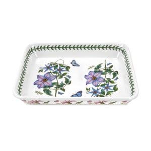 Porcelánová zapékací mísa na lasagne Portmeirion, šířka 25 cm