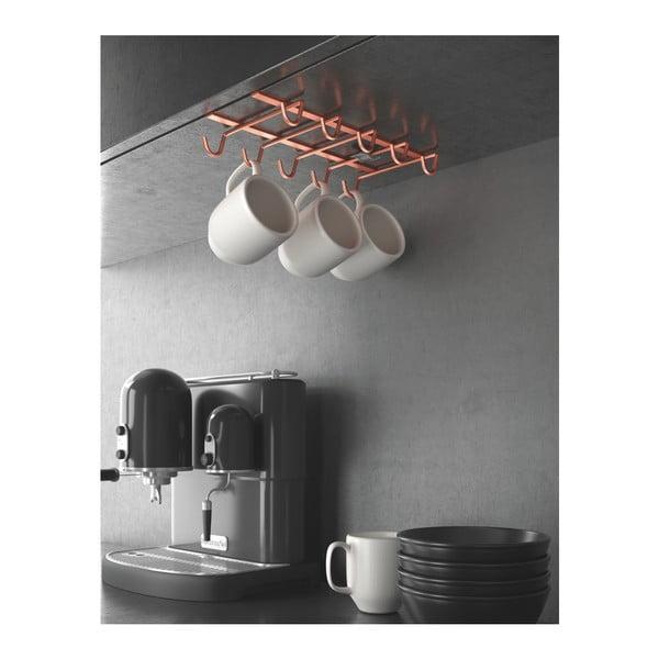 Rézszínű függő bögretartó -Metaltex