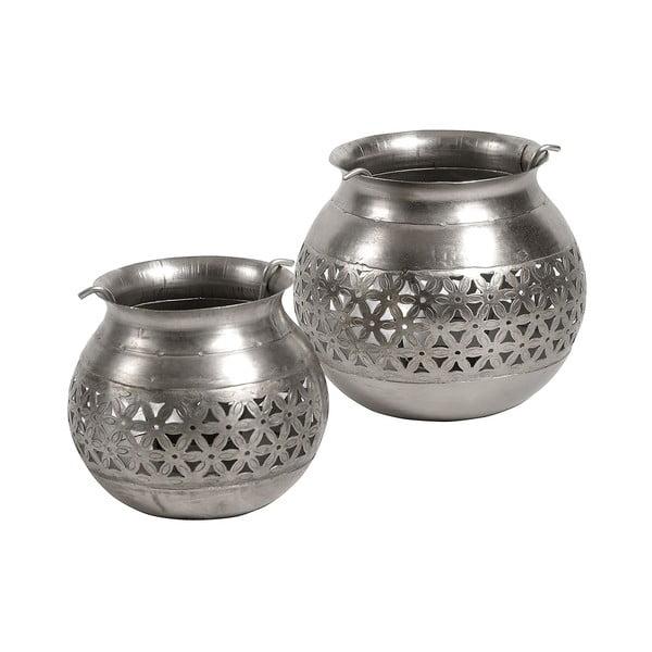 Set dvou svícnů Orient
