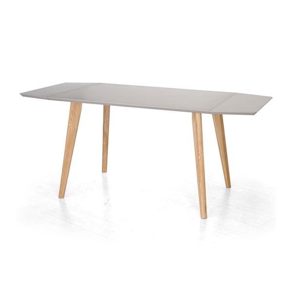 Rozkládací jídelní stůl Geo, 125-180 cm