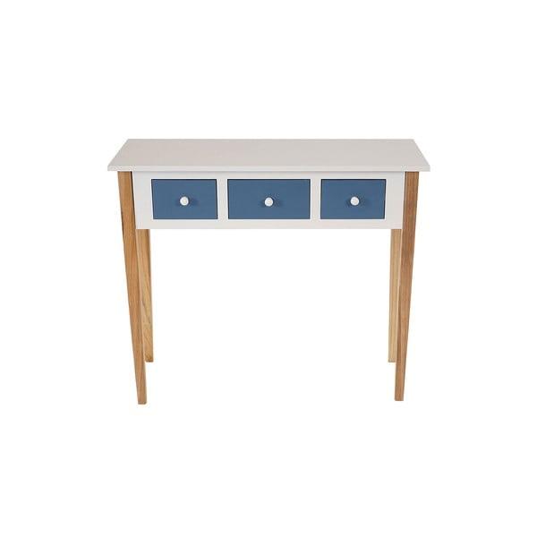 Konzolový stolek Vaasa Retro Blue