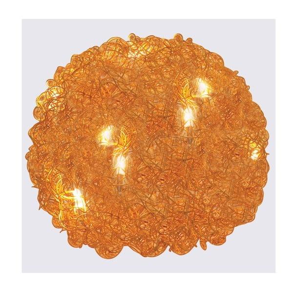 Stolní lampa Alumni 30 cm, zlatá