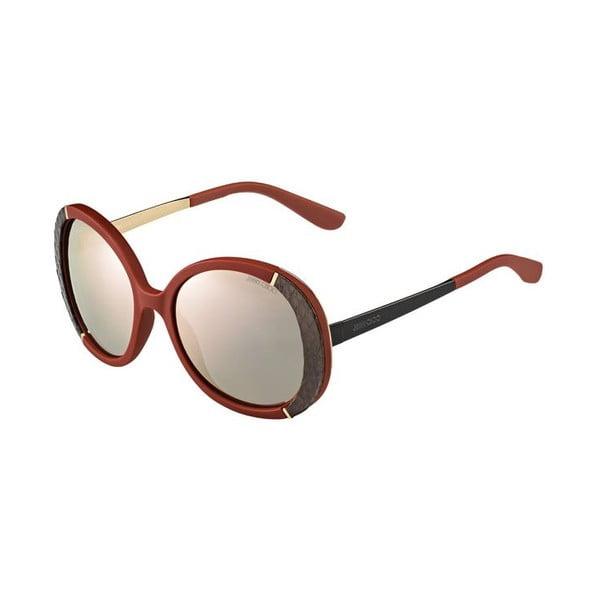 Sluneční brýle Jimmy Choo Millie Rust/Grey