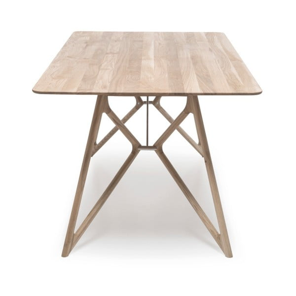 Dubový jídelní stůl Tink Oak Gazzda, 180cm, světlý přírodní