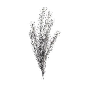 Umělá květina s šedými květy Ixia Furaha, výška118cm