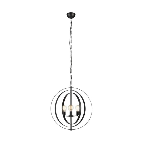 Lustră Markslöjd Orbit 3L Black