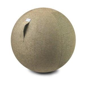 Béžový sedací míč VLUV, 75 cm