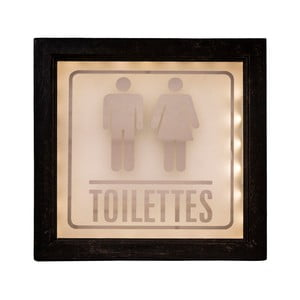 Plăcuță toaletă Antic Line Square