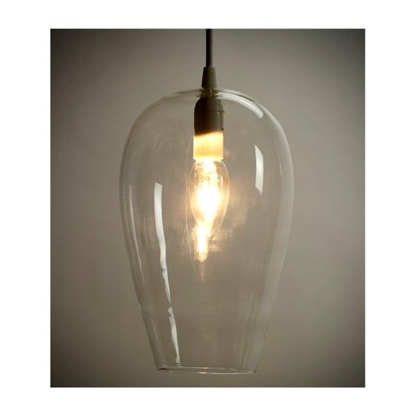 Závěsné svítidlo Ovaal Clear