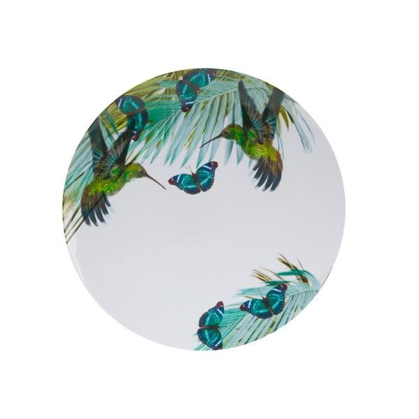 Melaminový talíř Flute, 28 cm