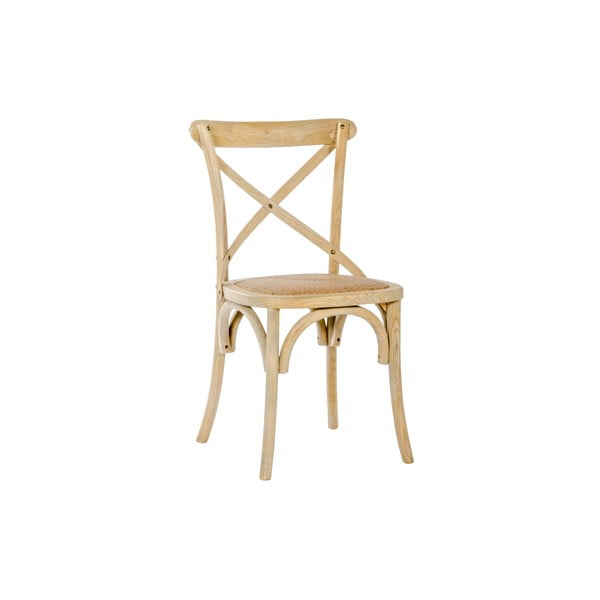 Židle Cross, přírodní