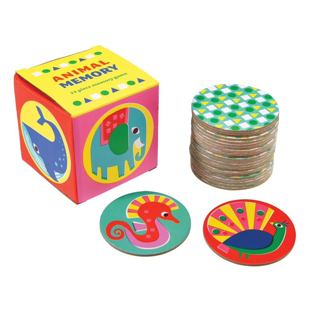 Dětská paměťová hra Rex London Animal