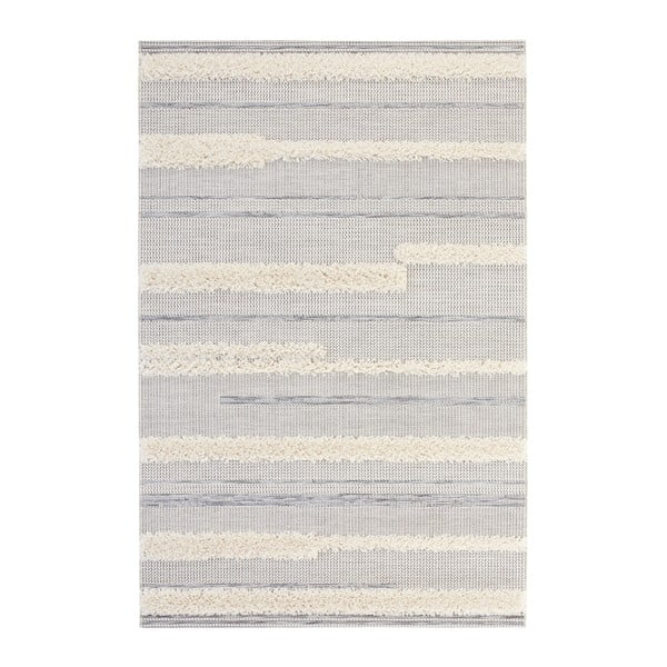 Covor Mint Rugs Handira Stripes, 170 x 115 cm, gri