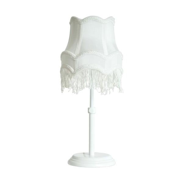 Stolní lampa Fringe, white