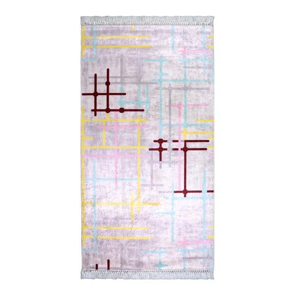 Hali Sari szőnyeg, 80 x 150 cm - Vitaus