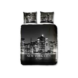 Povlečení NYC Black, 140x200 cm