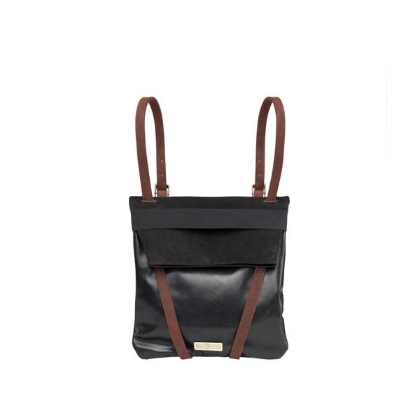 Kožený oboustranný batoh Maria Maleta Blackpack