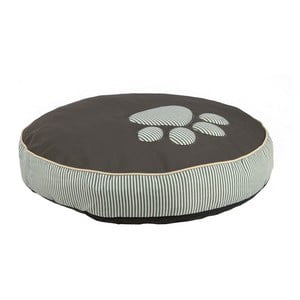 Kulatý polštář pro psy Wilson, olivový