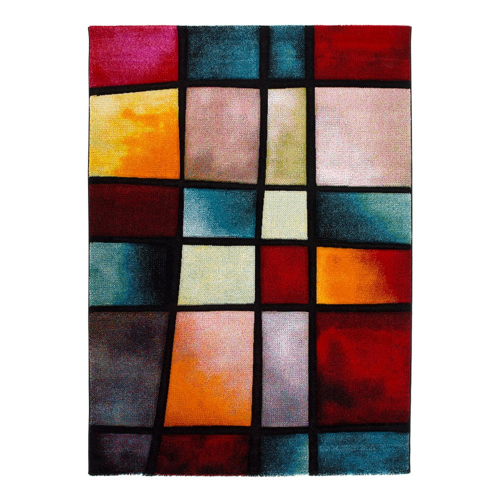 Koberec Universal Malmo Cube, 60 x 120 cm