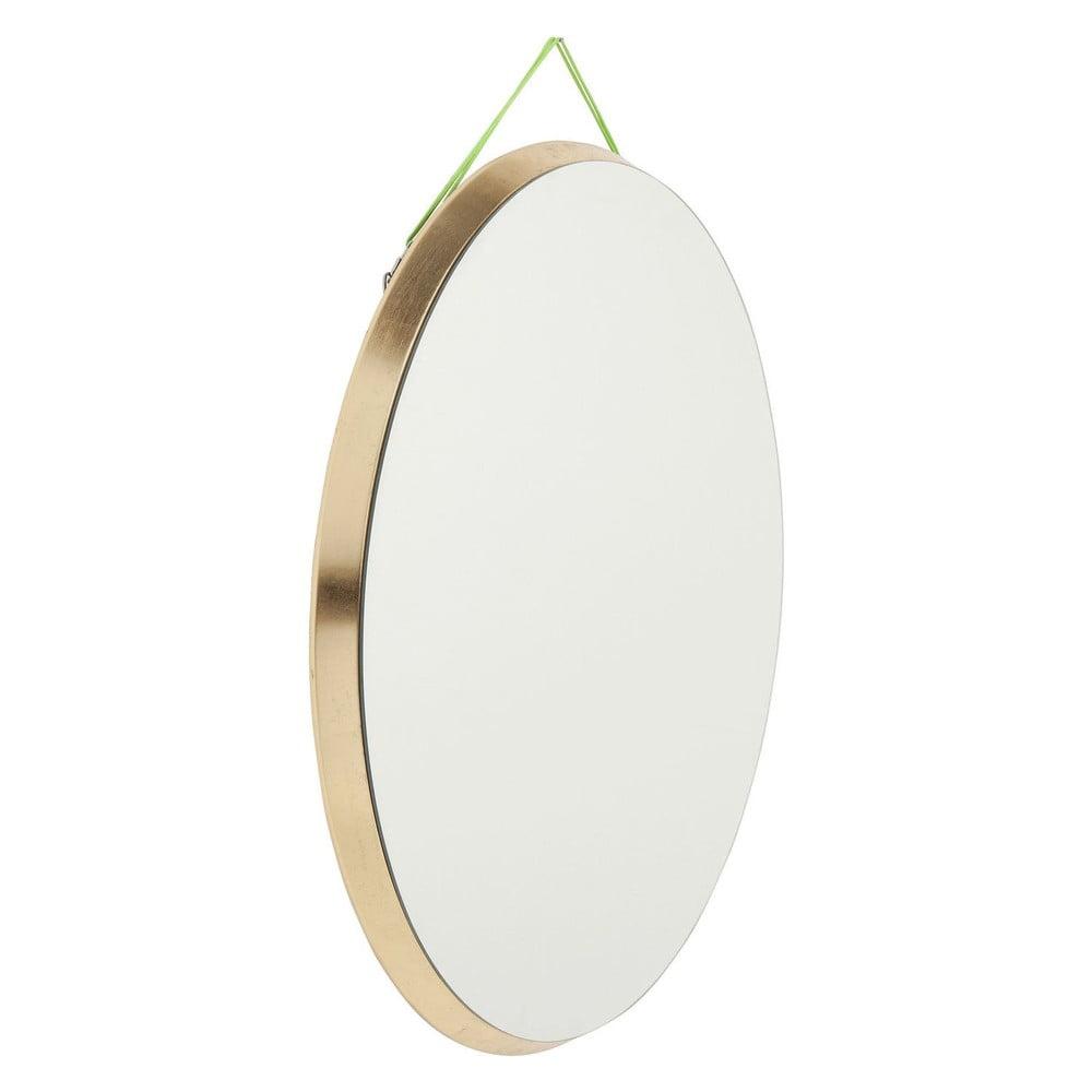Kulaté nástěnné zrcadlo Kare Design Jetset, Ø73cm Kare Design