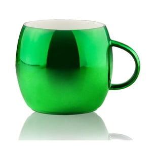 Hrnek Sparkling, zelený